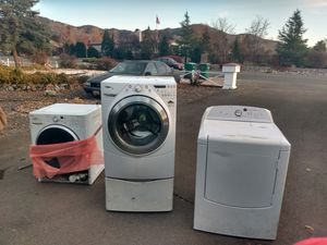 New And Used Washer Dryer For Sale In Reno Nv Offerup
