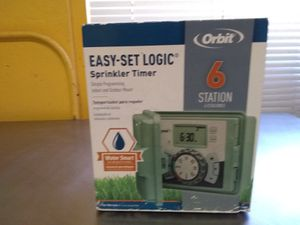 Orbit sprinkler timer for Sale in Boca Raton, FL