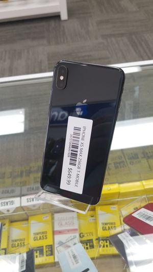 iPhone XS MAX 256GB T-Mobile for Sale in Southfield, MI