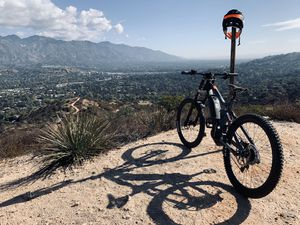 Haibike Xduro Downhill 8.0 electric Mountain bike emtb for Sale in Los Angeles, CA