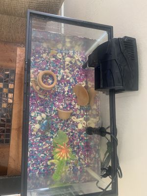 Fish Tank 🐠 for Sale in Annandale, VA