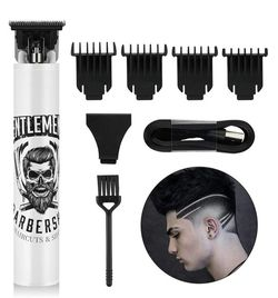 New! Electric Pro Li Outliner Clippers Barber Grooming Kit Rechargeable Cordless Close Cutting T-Blade Trimmer Hair Clippers for Men Zero Gapped Detai for Sale in Arlington,  TX