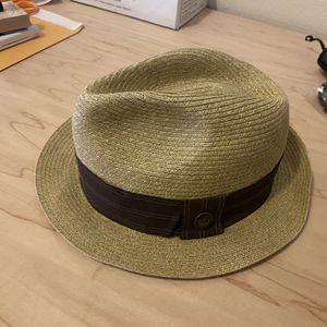 Goorin Brothers Straw Trilby Hat for Sale in Portland, OR