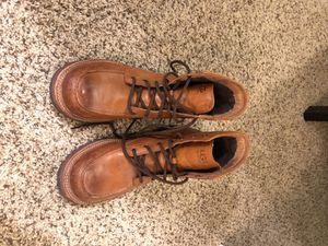 UGG waterproof brown leather boots, size 10 for Sale in Grandview Heights, OH