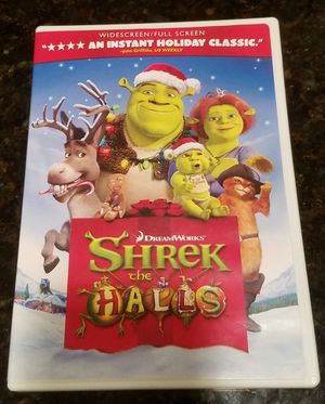 Shrek the Halls - Shrek Christmas DVD for Sale in Sterling, VA
