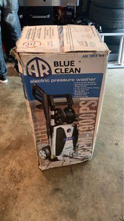 Blue Clean electric pressure washer for Sale in La Vergne,  TN