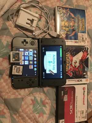 NEW NINTENDO 3ds XL for Sale in Brewster, WA