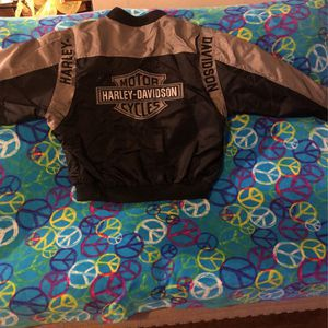 Genuine Harley Davidson Jacket & Shirt Both Xl $40 For Both! for Sale in Oklahoma City, OK