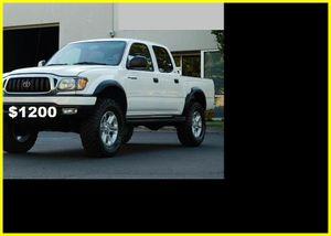 Price$1200 Toyota Tacoma for Sale in Philadelphia, PA