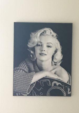 Marilyn Monroe Photograph for Sale in Laurel, DE