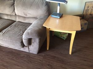 End table large for Sale in Denver, CO