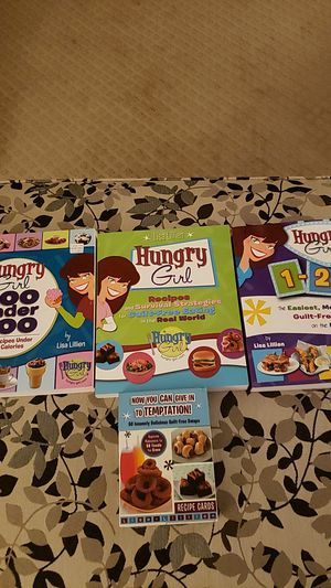 Hungry Girl Book Bundle for Sale in OH, US