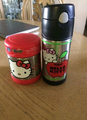 Hello kitty thermal set for Sale in Vista, CA