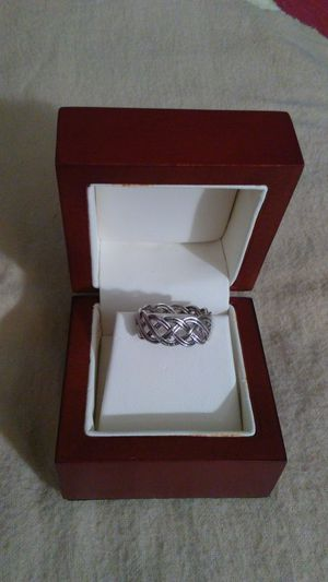 Band ring. Size 7 for Sale in Richardson, TX