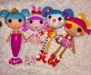 "12"" Lalaloopsy Dolls for Sale in Lakeside, AZ"