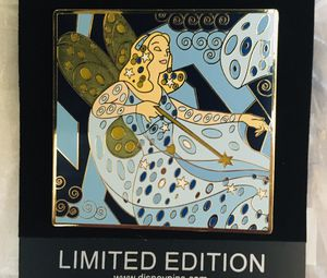 Disney Art Nouveau Blue Fairy pin for Sale in Wilton Manors, FL