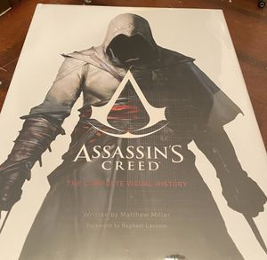Assassin's Creed - the Complete Visual History by Matthew Miller for Sale in Columbia, SC