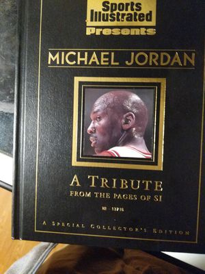 Jordan collection SI book 10 cards and unopened packs from 1991 for Sale in Aurora, IN