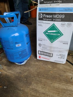 Freon MO99 R-22 for Sale in Euless, TX