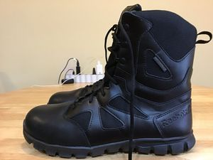 """Reebok Work Sublite Tactical Mens 8"""" Comp Toe Waterproof Boots 10 M for Sale in Brooklyn, NY"""