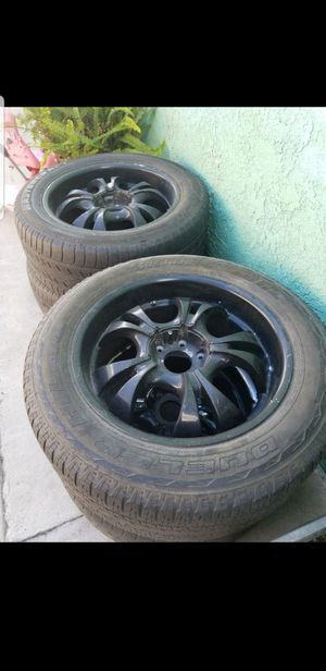"""20"""" rims for Sale in Lynwood, CA"""