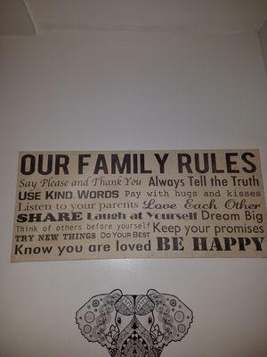 Family frame for Sale in Melrose Park, IL