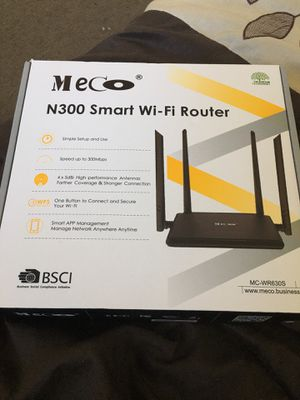 Smart WiFi router for Sale in Bakersfield, CA