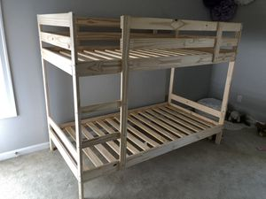 Twin size bunk bed! for Sale in Portland, OR