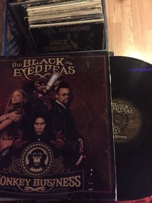 The black eyed peas Vinly for Sale in Anaheim, CA