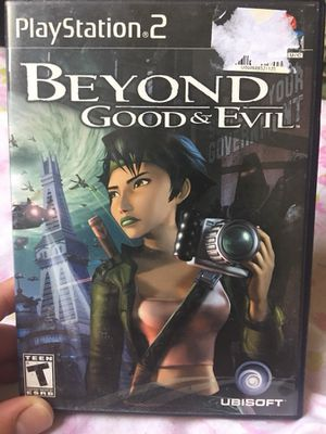 Beyond Good & Evil for PS2 for Sale in Fairfax, VA