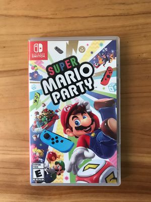 Super Mario Party Nintendo Switch for Sale in San Diego, CA
