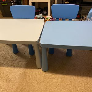 IKEA Kids Tables With Chairs for Sale in Orlando, FL