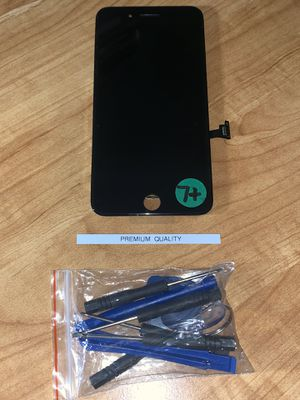 New iPhone 7 Plus LCD Screen Black for Sale in San Fernando, CA