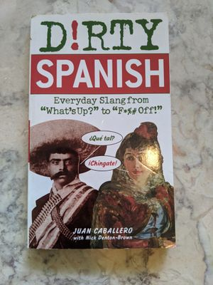 Dirty Spanish book for Sale in Brentwood, NY