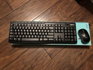 Logitech mk270 Keyboard and Mouse for Sale in San Diego, CA