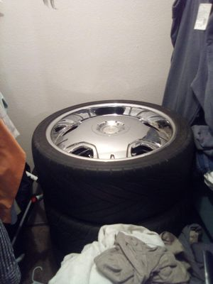 22 inch rims for Sale in Round Rock, TX