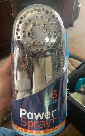 Power sprayer shower head for Sale in Indianapolis, IN