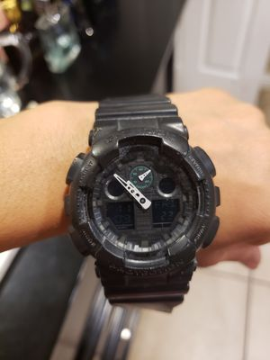Casio g-shock watch for Sale in Lake Elsinore, CA