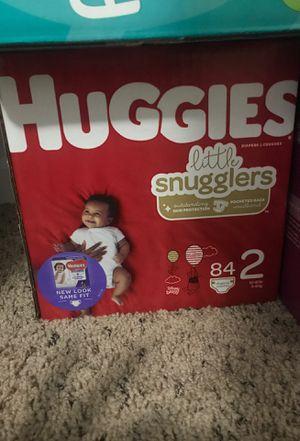 Huggies size 2 for Sale in Phoenix, AZ