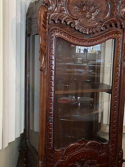 Chippendale Cabinet for Sale in Saratoga,  CA