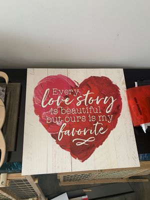 Love story picture for Sale in Soddy-Daisy, TN