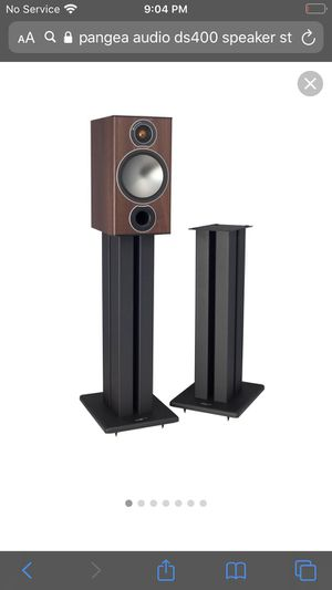 New in box Pangea audio DS 400 speaker stand for Sale in Fresno, CA