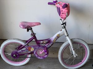 Huffy Girls bike 16inch for Sale in Rocky Hill, CT