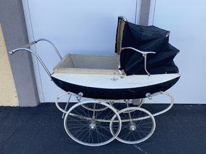 Large vintage Pram stroller for Sale in Phoenix, AZ