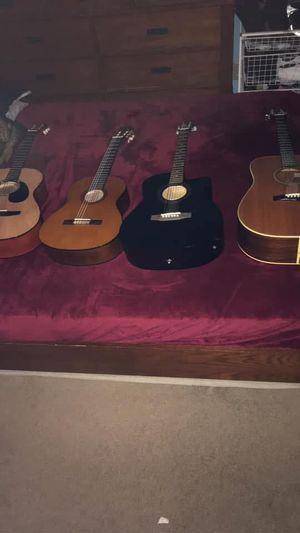 Guitars for Sale in San Antonio, TX