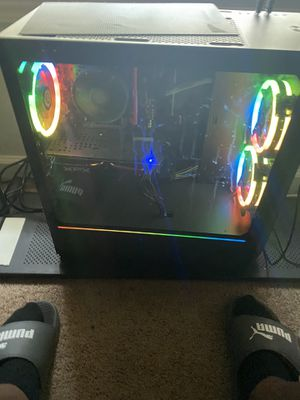 Pc ,monitor and mouse for Sale in Jacksonville, FL