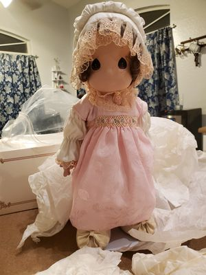 """Limited Edition Andreah Precious Moments Classic Doll 16"""" for Sale in Phoenix, AZ"""