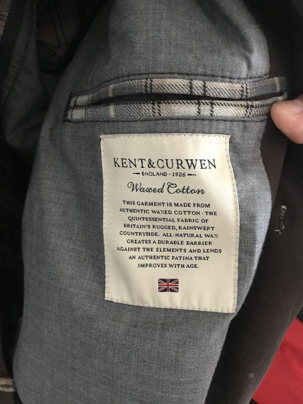 """Kent & Curwen """"size M"""""""
