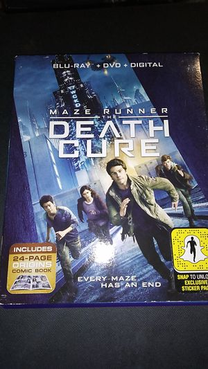 Maze runner the death Cure for Sale in Sprouses Corner, VA