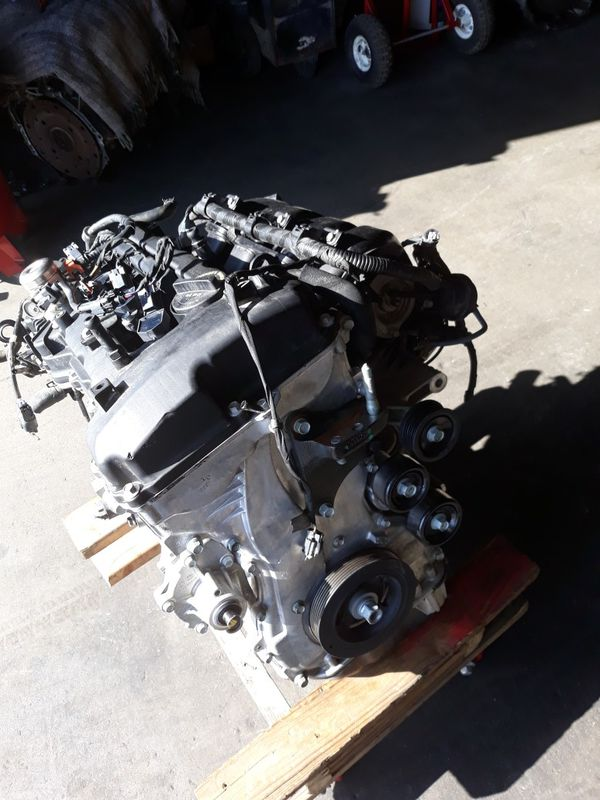 2011-2015 HYUNDAI SONATA AND KIA OPTIMA 2.4 ENGINE